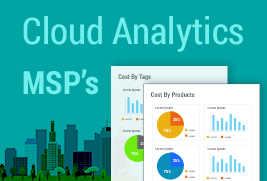 Cloud Analytics for Managed Service Providers (MSPs)