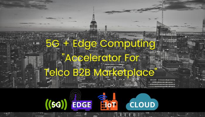 Telcos B2B Marketplace