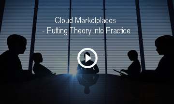 Cloud Marketplaces - Putting Theory into Practice